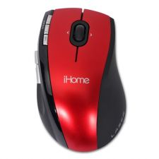 Mouse iHome Laser inalámbrico